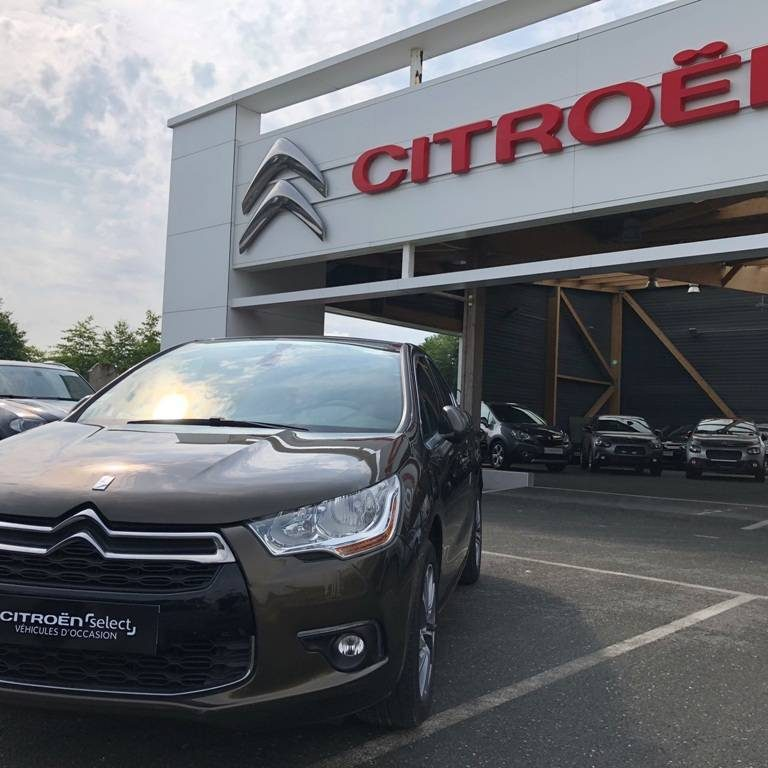 Citroën DS4 e-HDi 115 So Chic ETG6